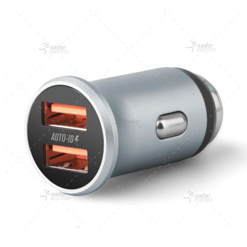ronin r-645 metallic design mini car charger