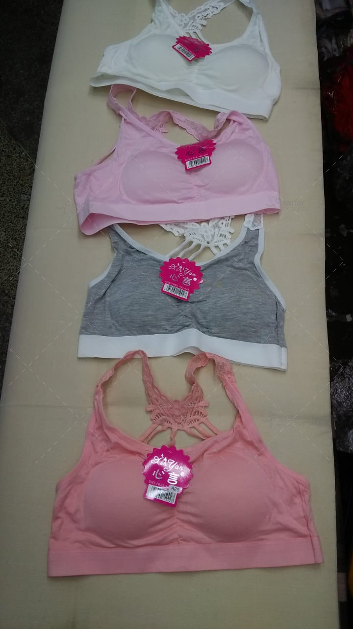 sports soft bra for girls #139628